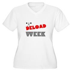 DELOAD WEEK Plus Size T-Shirt
