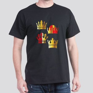 Crown - King - Queen - Royal - Prince - Royalty T-