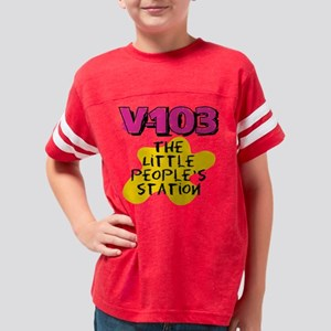 littlepeoplesstation-shirt co Youth Football Shirt