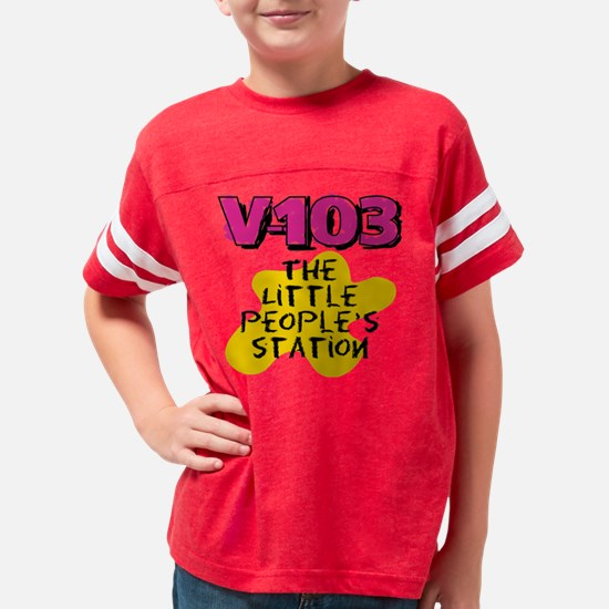 littlepeoplesstation-shirt co Youth Football Shirt