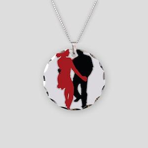 Dancers - Dancing - Date - Couple - Romance Neckla