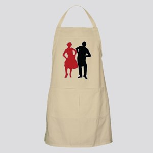 Dancers - Dancing - Date - Couple - Romance Apron