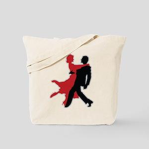 Dancers - Dancing - Date - Couple - Romance Tote B