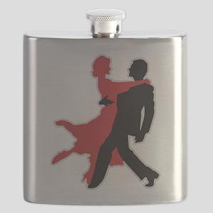 Dancers - Dancing - Date - Couple - Romance Flask