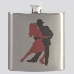 Dancers - Dancing - Date - Couple - Romance Flask