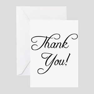 Thank You Greeting Cards (Pk of 10)
