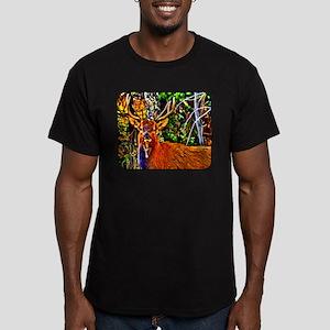 Deer - Elk - Nature - Hunter - Art T-Shirt