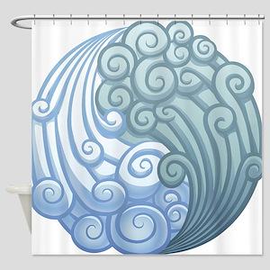 Elemental Air - Yin Yang - Balance - Wind Shower C