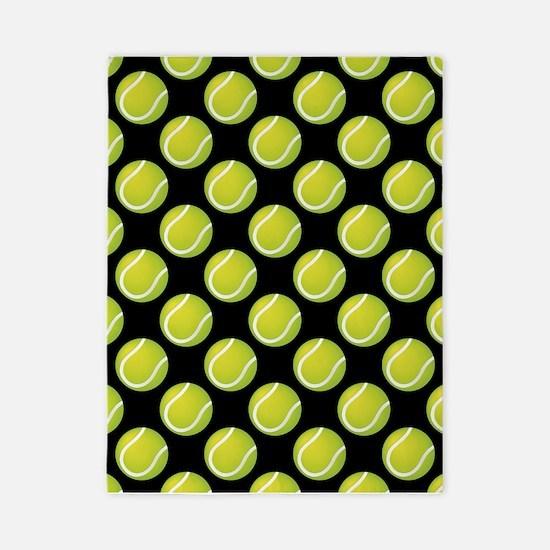 Tennis Balls Twin Duvet