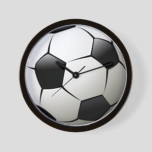 Soccer - Football - Sports - Athlete Wall Clock