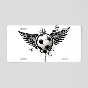 Soccer - Football - Sports - Athlete Aluminum Lice