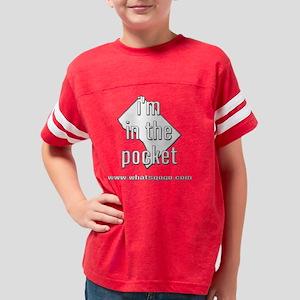 pocket Youth Football Shirt