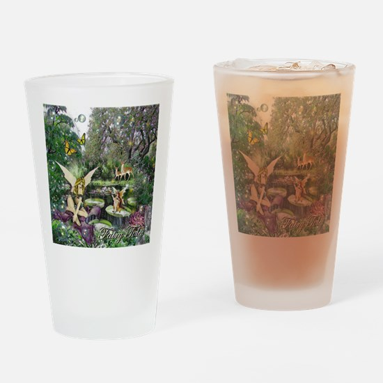 Fairy Tales Drinking Glass