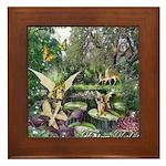 Fairy Tales Framed Tile