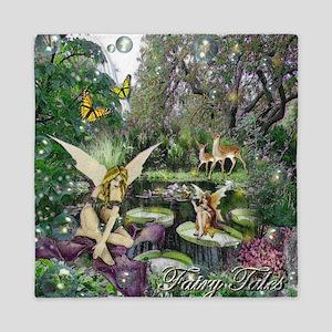 Fairy Tales Queen Duvet
