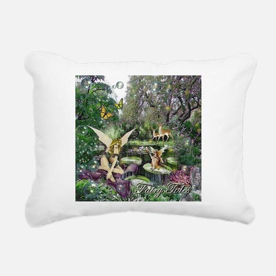 Fairy Tales Rectangular Canvas Pillow