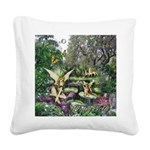 Fairy Tales Square Canvas Pillow