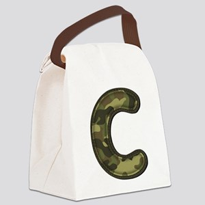 C Army Canvas Lunch Bag