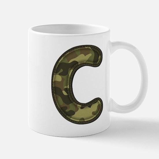C Army Mug