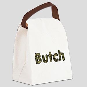 Butch Army Canvas Lunch Bag
