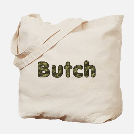 Butch Army Tote Bag