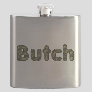 Butch Army Flask