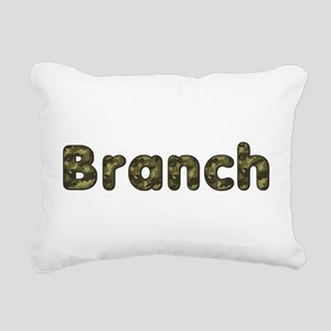 Branch Army Rectangular Canvas Pillow