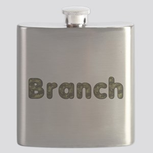 Branch Army Flask