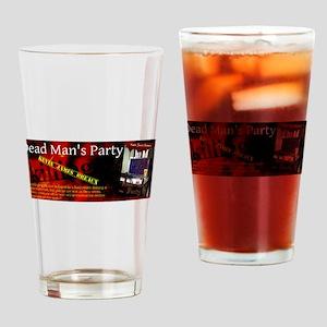 DMS Banner Drinking Glass