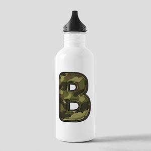 B Army Water Bottle