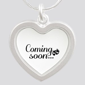 Coming Soon - Baby Footprints Necklaces