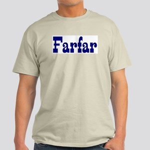 Farfar Ash Grey T-Shirt
