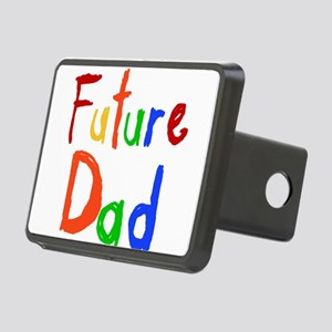 Primary Colors Future Dad Hitch Cover