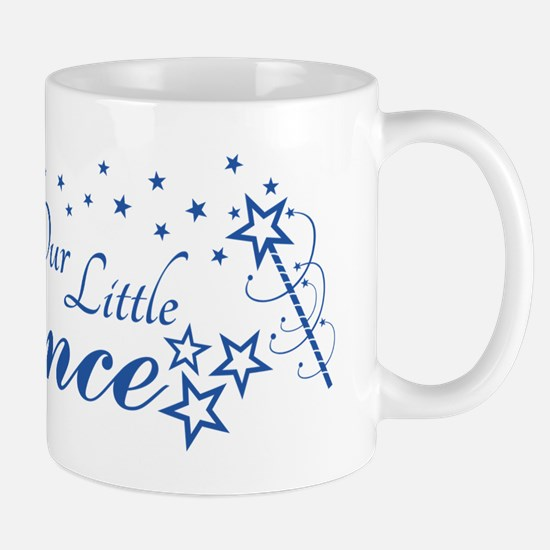 Our Little Price graphic with crown and stars Smal