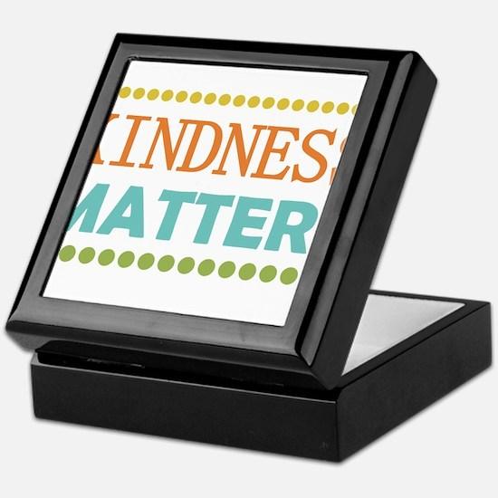 Kindness Matters Keepsake Box