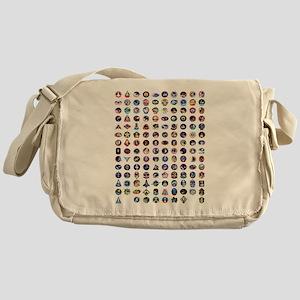 Shuttle Program Composite Messenger Bag