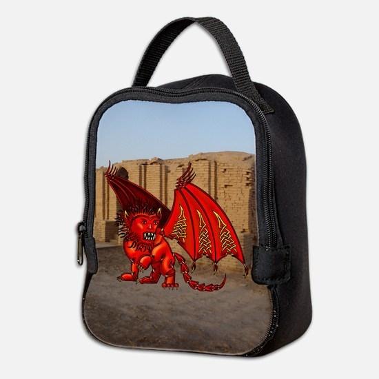 Manticore Neoprene Lunch Bag