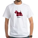 Terrier - Brice White T-Shirt