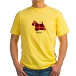 Terrier - Brice Yellow T-Shirt