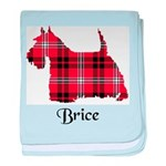 Terrier - Brice baby blanket