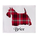 Terrier - Brice Throw Blanket
