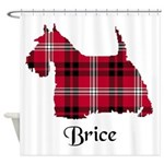Terrier - Brice Shower Curtain