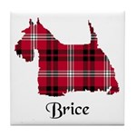 Terrier - Brice Tile Coaster
