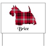 Terrier - Brice Yard Sign