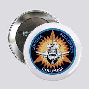 """STS-3 Columbia 2.25"""" Button"""