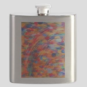 Kente Rainbow Flask