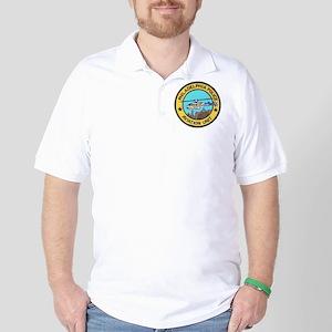 Philadelpia PD Air Ops Golf Shirt