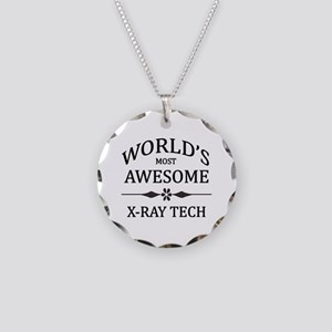 World's Most Awesome X-Ray Tech Necklace Circle Ch