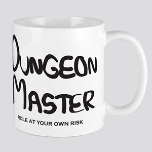 Dungeon Master - Role At Your Own Risk Mug
