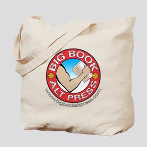 Big Book Alt Press Logo Tote Bag